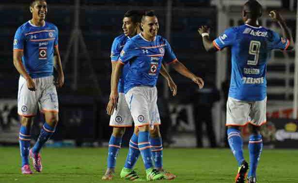 Con lo justo Cruz Azul avanza a cuartos de final en la Copa MX
