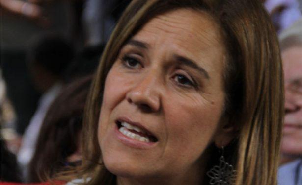 Margarita Zavala anuncia acciones si llega a la presidencia