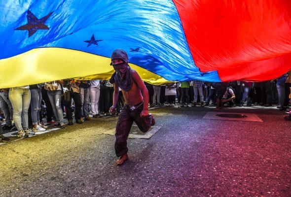 Refrenda México voluntad de colaboración ante crisis en Venezuela