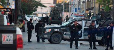Choca y vuelca patrulla de la Fuerza Tamaulipas