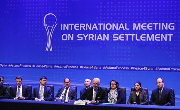 Rusia, Irán y Turquía firman acuerdo sobre zonas de seguridad en Siria