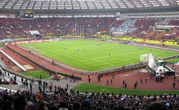 Messi inaugurará el Luzhnikí, estadio de la final del Mundial 2018