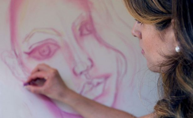 Belén Berdeja, creadora que despega en el mundo del arte