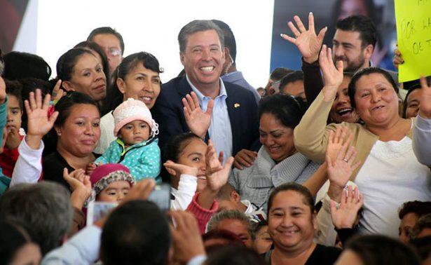 Las guanajuatenses, pilar del desarrollo  del Estado: Márquez