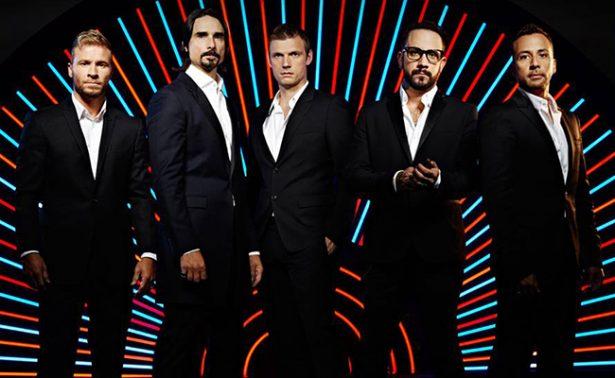 Backstreet Boys confirma concierto en Cancún