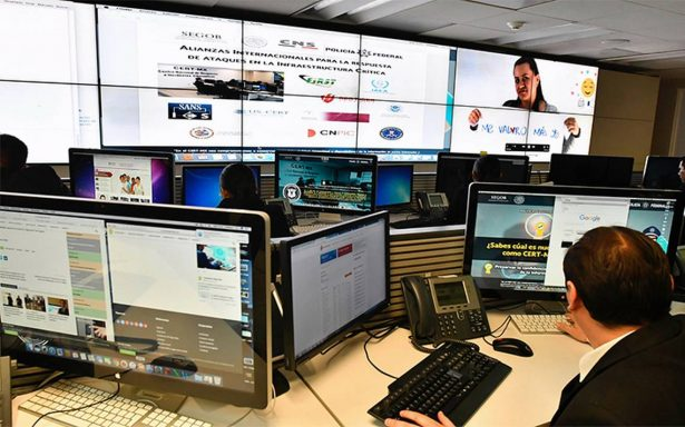 Propone México Ley trasnacional de ciberseguridad