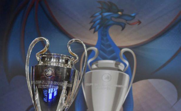 Así quedan los partidos de octavos de la Champions League
