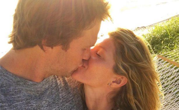 ¡Gisele Bündchen y Tom Brady celebran 8 años de casados!