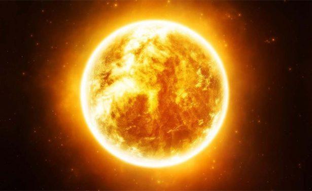 El Sol es joven aún; tiene únicamente cuatro mil 500 millones de años