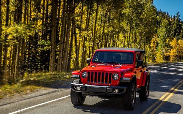 Jeep Wrangler 2018, aguerrido en el camino