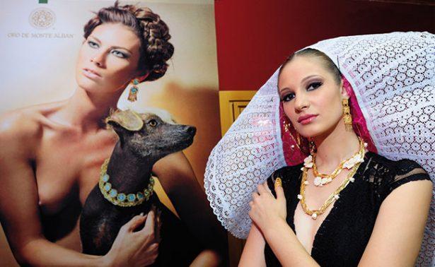 Presentan colección joyas con diseño oaxaqueño