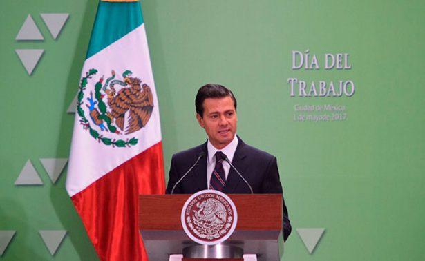 Peña Nieto responde petición de Leonardo DiCaprio sobre vaquita marina