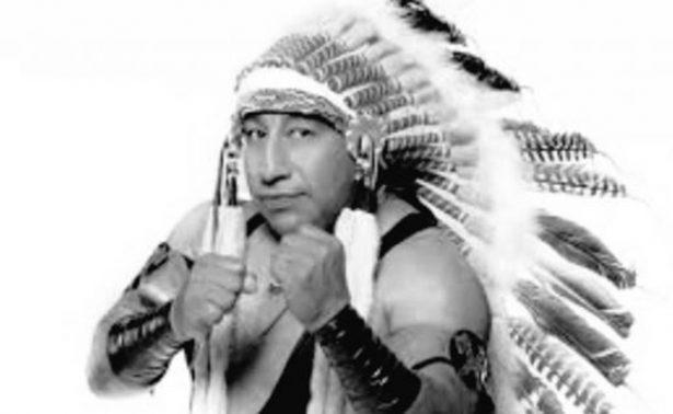 De luto la Lucha Libre; El Apache falleció a los 58 años