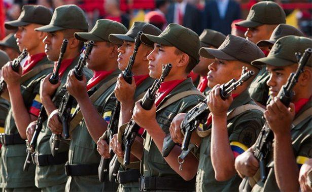 Militares venezolanos ocupan sede de Fiscalía General en Caracas