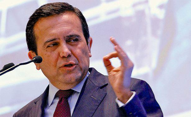 Ildefonso Guajardo, espera la renegociación con Estados Unidos y Canadá