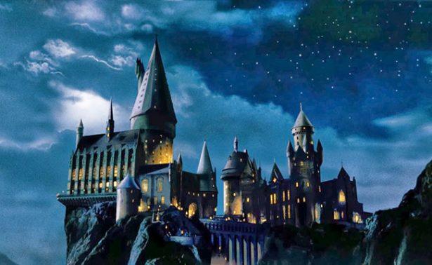 Castillo de Hogwarts cobra vida en Hollywood