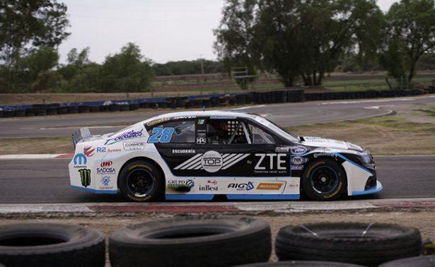 Rubén Rovelo arribó a León para el campeonato de pilotos