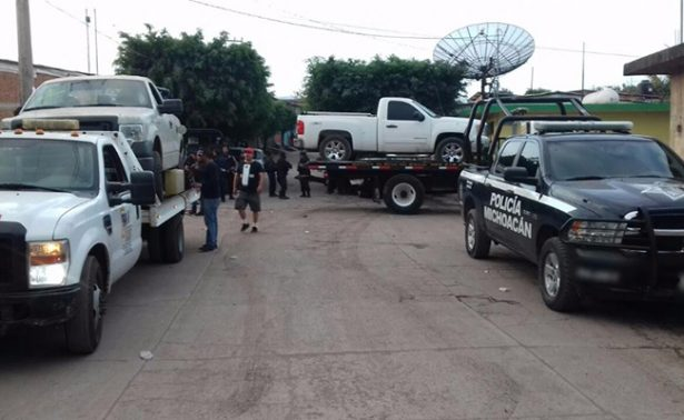 Huachicoleros y policías se enfrentan en Tlahuapan