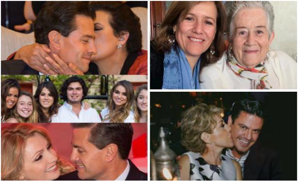 Presidente Peña Nieto, políticos y funcionarios celebran a las mamás en redes sociales