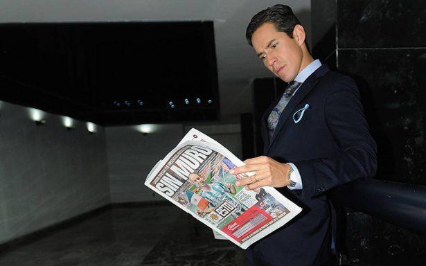 Diego Silveti llega a la Plaza México en plan arrollador
