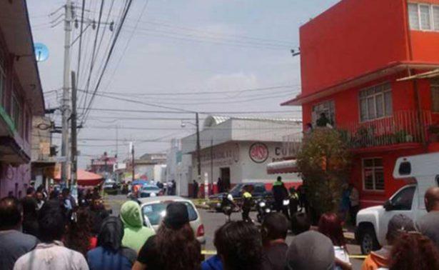 Fiscalía investiga intento de asalto a oficina del PRI en Nezahualcóyotl