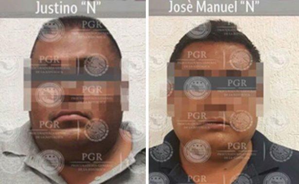Detiene PGR a presunto líder de Los Rojos y a uno de sus escoltas
