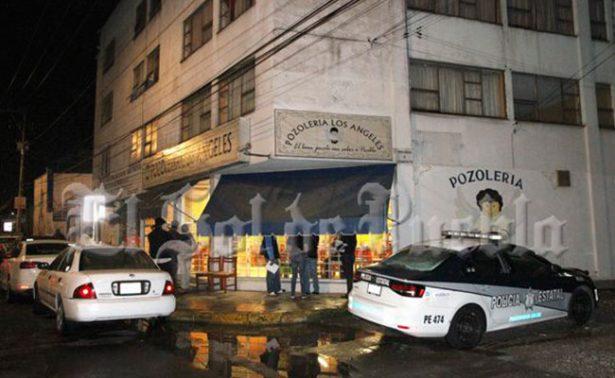 Van por un pozole; asesinos arrebatan sus vidas en Puebla