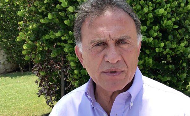 """""""¡No le saques lagarto!"""" Yunes Linares reta de nuevo a AMLO"""