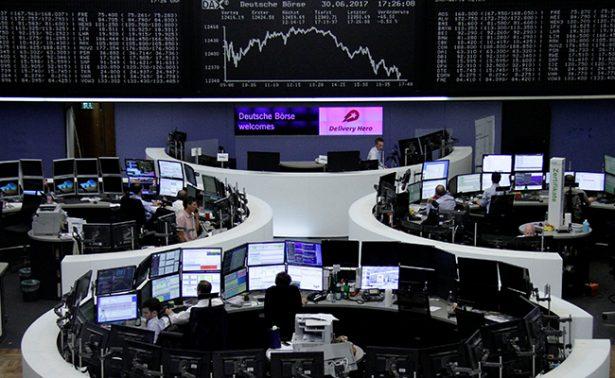 Cierre de junio, la mayor caída mensual de las acciones europeas en un año