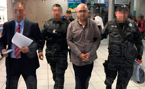 Detienen al ex auditor fiscal de Guillermo Padrés