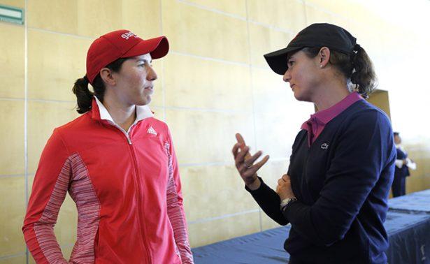 Carlota Ciganda buscará repetir el título en el torneo Lorena Ochoa