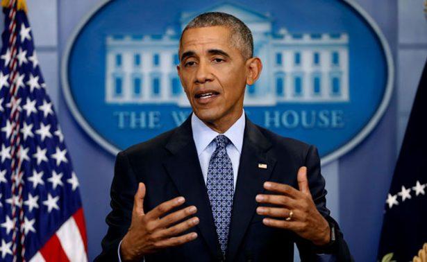 Obama recibirá premio al valor de la Fundación Kennedy