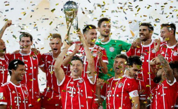 Bayern gana la Supercopa alemana al Dortmund