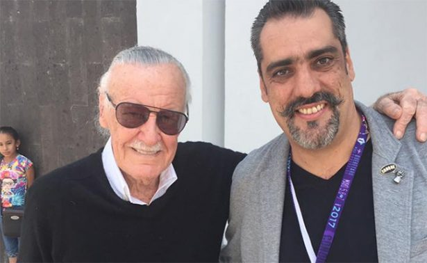 Stan Lee llega a México para engalanar la Conque