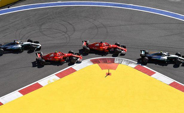 La F1 vuelve a Europa