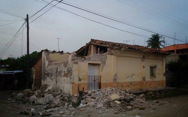 Retrasada, reconstrucción de Chiapas y Oaxaca; quedaría en marzo