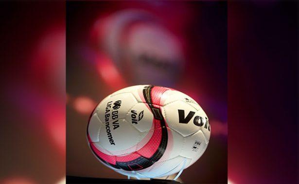 Presentan Lummo, nuevo balón de la Liga MX