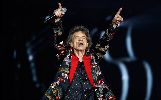 Mick Jagger se aventura con una joven 52 años menor que él