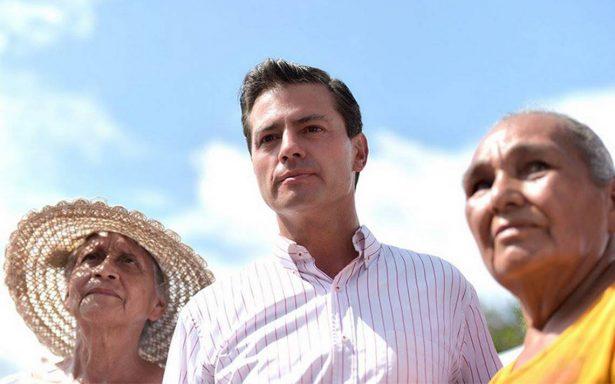 Peña Nieto entregará apoyos a damnificados en Chiapas