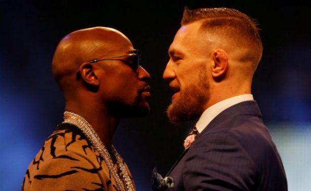 Transmitirán por TV abierta pelea Mayweather-McGregor