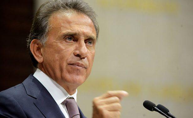 Propone Bermúdez acuerdo reparatorio: Yunes Linares