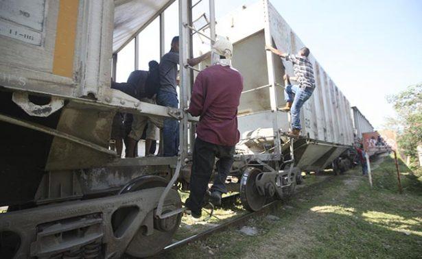 """Muere migrante arrollado por """"La bestia"""""""