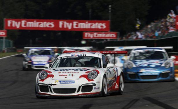 Porsche Mobil 1 SuperCup llega al Gran Premio de México