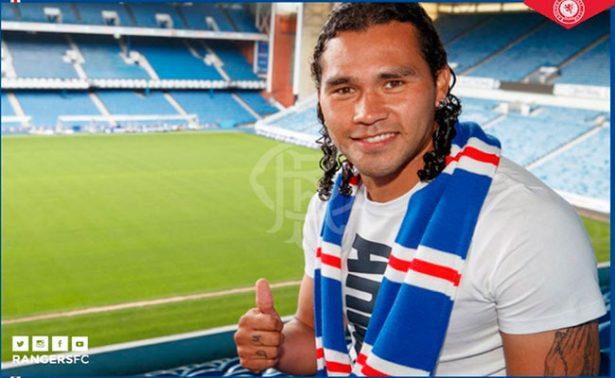 """Eduardo Herrera y """"Gullit"""" Peña ya son Rangers de Escocia"""