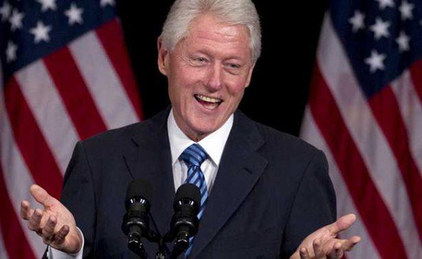 Expresidente Clinton publicará novela de suspenso con el escritor Patterson