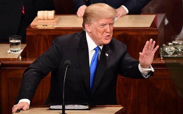 """Trump se declara """"totalmente reivindicado"""" y denuncia """"caza de brujas"""""""