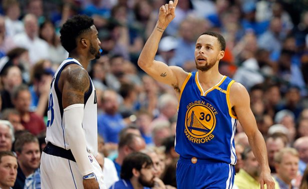 Warriors de Golden State consiguen victoria 28