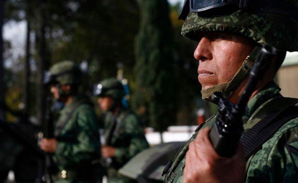 Marina abate al Ciclón 40 o El Fili, líder criminal en Matamoros