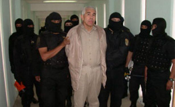 Ministro propone negar amparo contra extradición a Caro Quintero