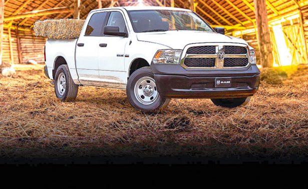 Fiat Chrysler llama a reparar  1.2 millones de camionetas Ram por sensores